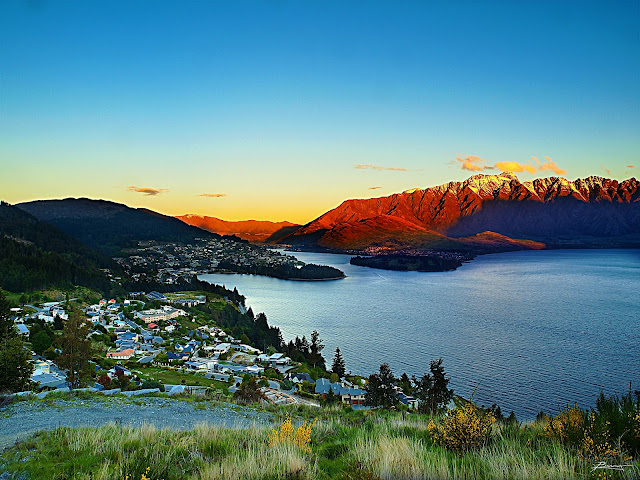 PLACES TO VISIT NEW ZEALAND