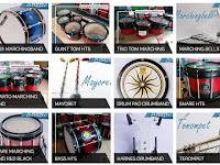 Yuk, Intip Fungsi dari Alat – Alat Drumband!