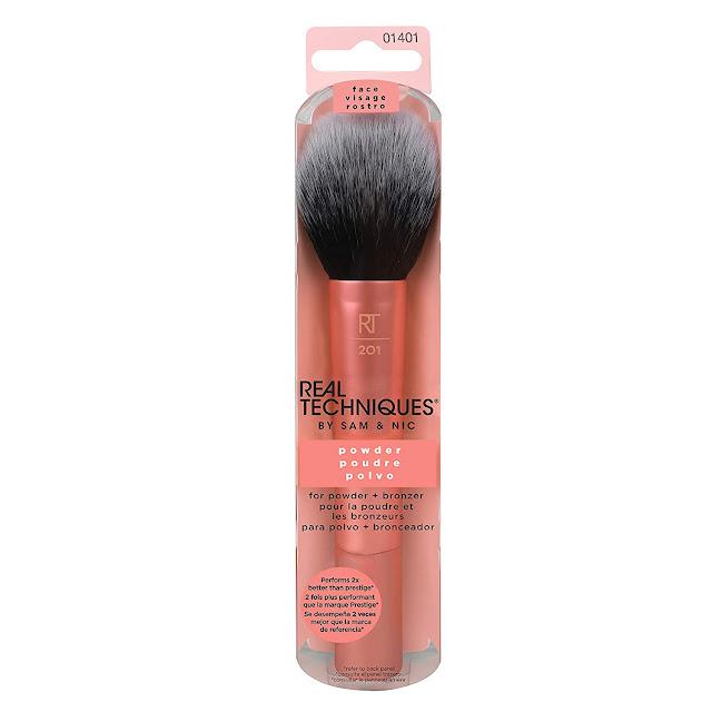 Powder and Bronzer Brush