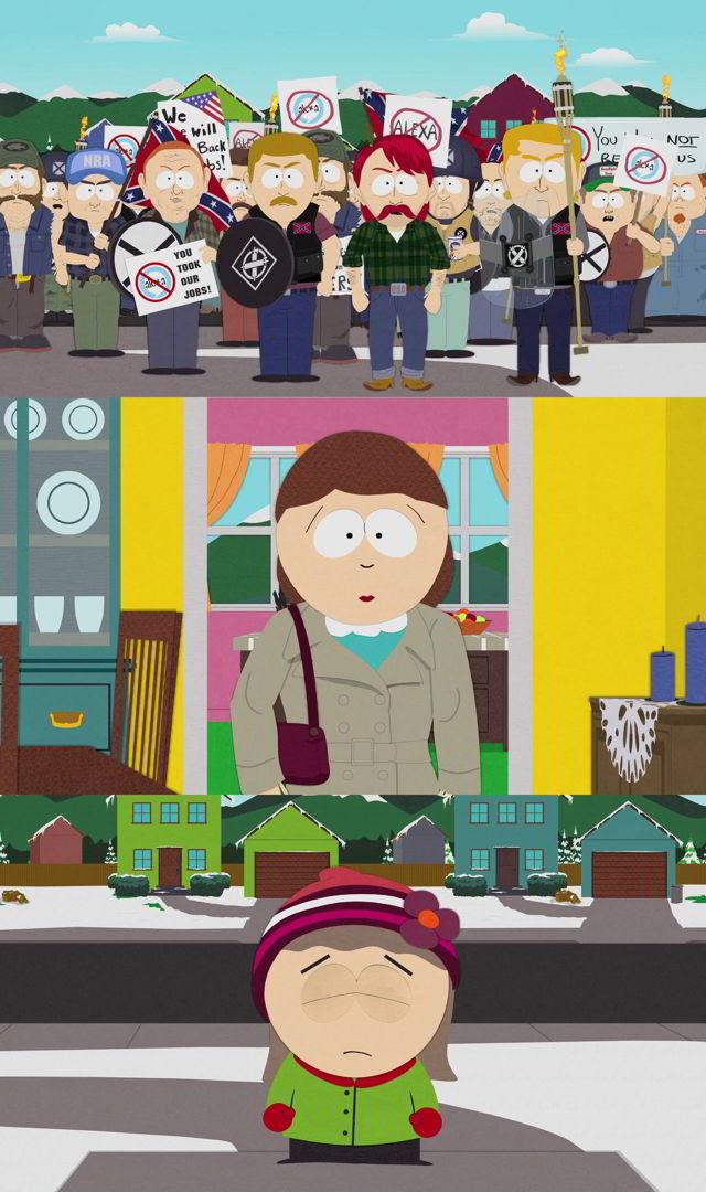 South Park Temporada 21 Completa HD 720p Latino Dual
