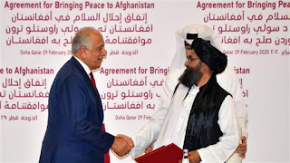 UNSC Approved US Taliban Peace Agreement