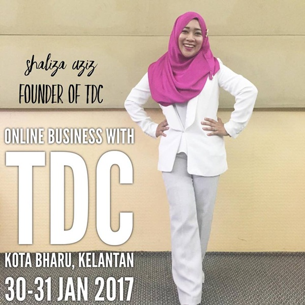 TDC expansion shaliza aziz_premium beautiful expert