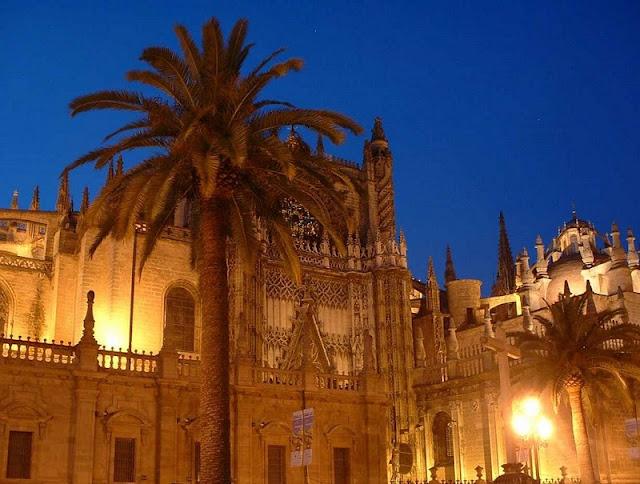 Horário de verão/inverno em Sevilha