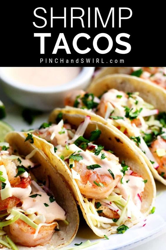 Shrimp Tacos #recipes #dinnerrecipes #quickdinnerrecipes #deliciousdinnerrecipes #quickanddeliciousdinnerrecipes #food #foodporn #healthy #yummy #instafood #foodie #delicious #dinner #breakfast #dessert #lunch #vegan #cake #eatclean #homemade #diet #healthyfood #cleaneating #foodstagram