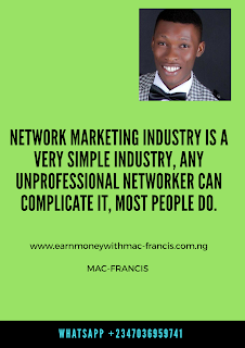 ONE HABIT YOU MUST INCORPORATE INTO YOUR LIFE TO BECOME A SUCCESSFUL NETWORK MARKETER