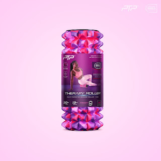 PTP Confident Girls Foundation Massage Therapy Roller Firm