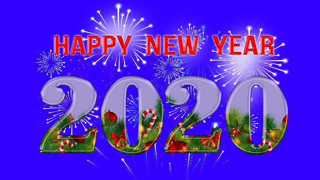 The Info All Happy New Year 2020 Wallpapers