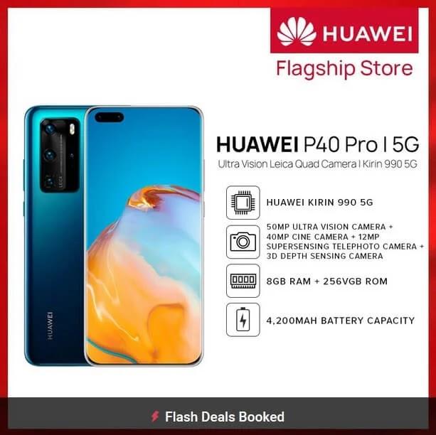 Huawei P40 Pro Shopee