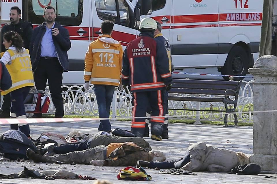 Terroranschlag Türkei Heute