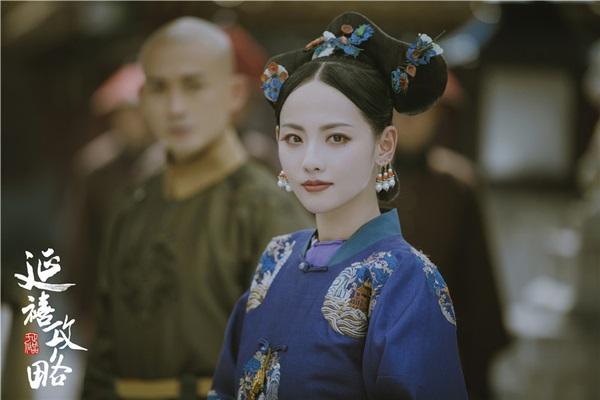 สนมซุ่น (จางเจียหนี) @ Story of Yanxi Palace เล่ห์รักตําหนักเหยียนสี่ (เล่ห์รักวังต้องห้าม: 延禧攻略)