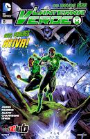 Os Novos 52! Lanterna Verde #8