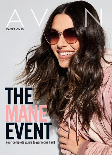#Avon Brochure Campaign 10 2020 Online - The Mane Event