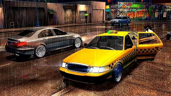Taxi Sim 2020 Mod Apk Game