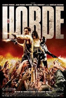 La Horde, cartel de la película dirigida por Yannick Dahan y Benjamin Rocher