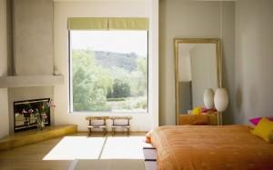 maneiras de fazer um quarto minúsculo parecer maior