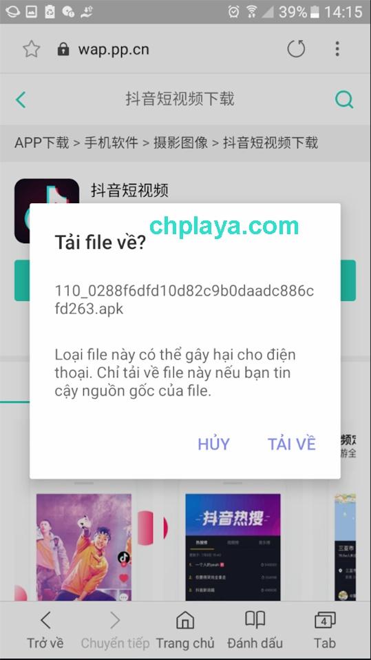 TikTok - Tải ứng dụng Tik Tok về máy điện thoại Android, IOS miễn phí e