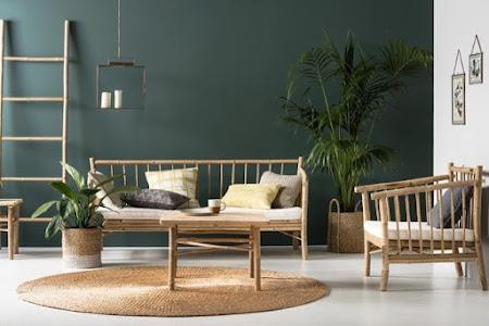 8 Ide Cantik Memanfaatkan Bambu Untuk Dekorasi Interior