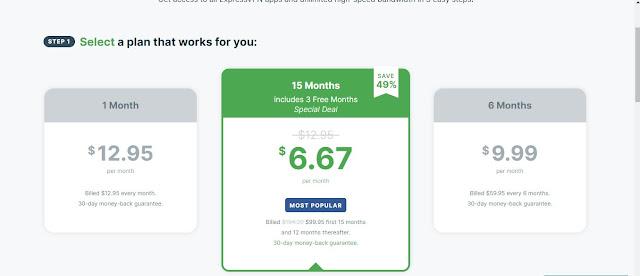 Express VPN - Best Paid VPN for GeForce Now