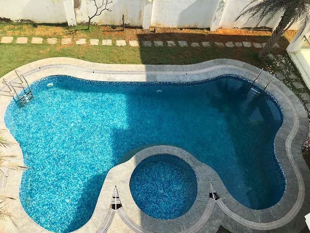 luxury beach villas in ecr