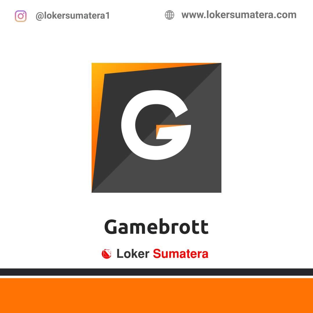 Lowongan Kerja Pekanbaru: Gamebrott April 2021