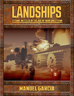 Cover of the Core Rules for Landships