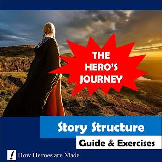 https://www.teacherspayteachers.com/Product/The-Heros-Journey-Guide-Exercises-Distant-Learning-5435401