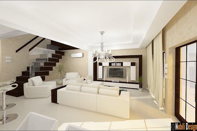 Design interior modern contemporan Brasov-Design Interior-Amenajari Interioare-Case moderne