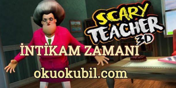 Korkunç öğretmen 3d 5.4.0 YENİ Enerji + Para Hileli mod APK + OBB İndir 2020 - Scary Teacher