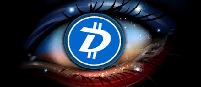 DigiByte finally having a whopping jump of 12.55%