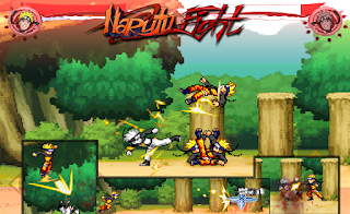 Download Naruto Fight Shadow Blade X v0.2.5 Apk