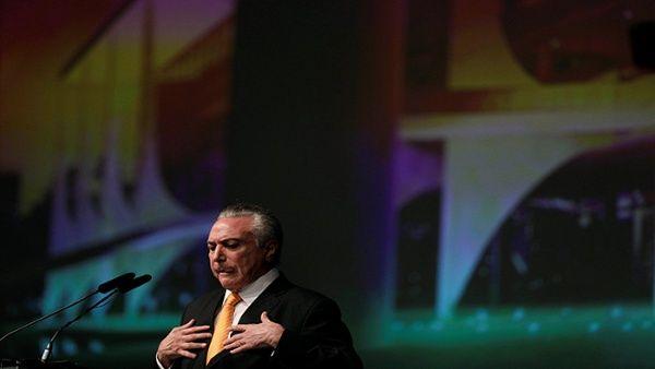 Temer autorizó comprar el silencio de Cunha para ocultar corrupción de Petrobras