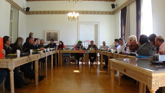 Συνεδρίαση της Οικονομικής Επιτροπής της Περιφέρειας Πελοποννήσου