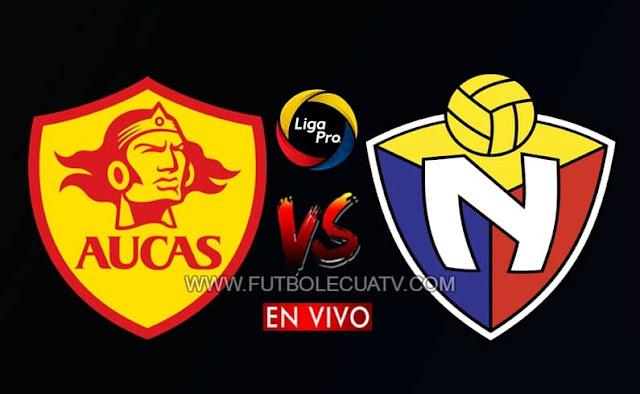 Aucas recibe a El Nacional en vivo desde las 14h45 horario local prosiguiendo la jornada seis del torneo ecuatoriano. Transmitido por GolTV Ecuador a efectuarse en el estadio Gonzalo Pozo Ripalda siendo el juez principal Juan Andrade.