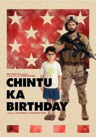 Chintu Ka Birthday 2020 WEBRip 280Mb Hindi Movie Download 480p