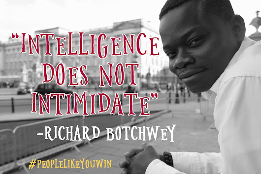 Intelligence Does Not Intimidate