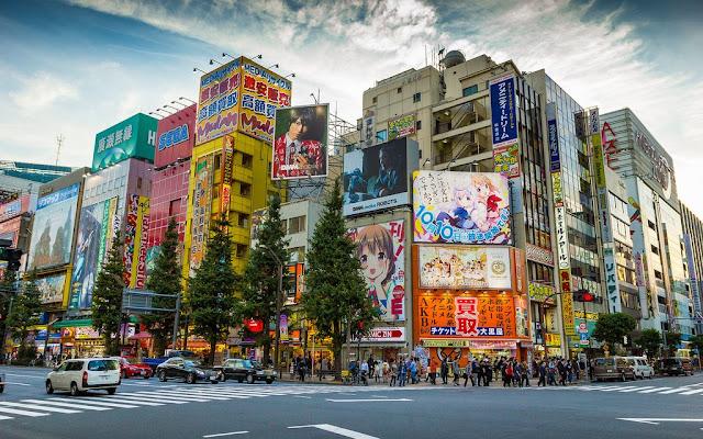 Surganya Para Otaku, 7 Tempat Ini Wajib Dikunjungi Saat Wisata ke Jepang