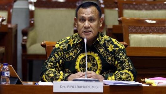 DPR Tetapkan Firli Bahuri Jadi Ketua KPK Periode 2019-2023