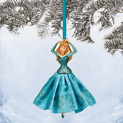 Disney Princess Christmas Decorations Satchel