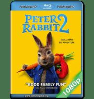 PETER RABBIT: CONEJO EN FUGA (2021) 1080P HD MKV ESPAÑOL LATINO
