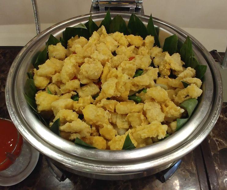 Fish fillet at RSM Lutong Bahay