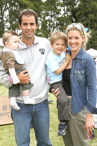 Sampras Family