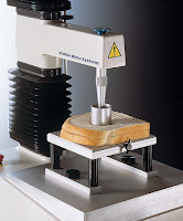 Measuring bread firmness