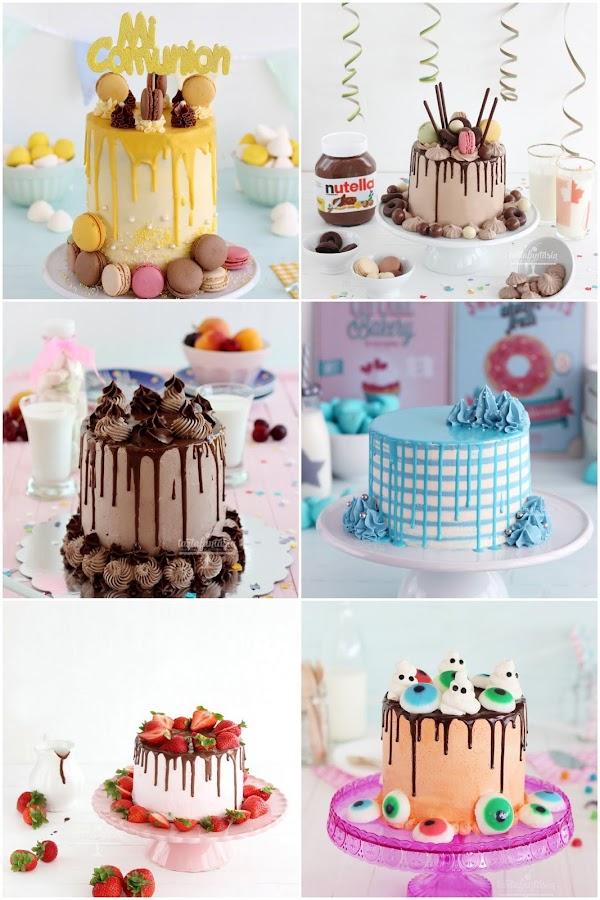 Cobertura para Drip Cake