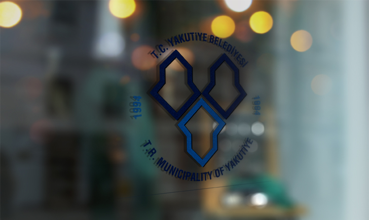 Erzurum Yakutiye Belediyesi Vektörel Logosu