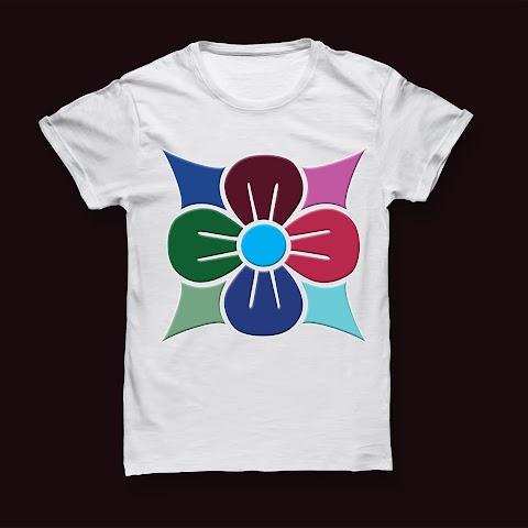 new t-shirt design ab-149