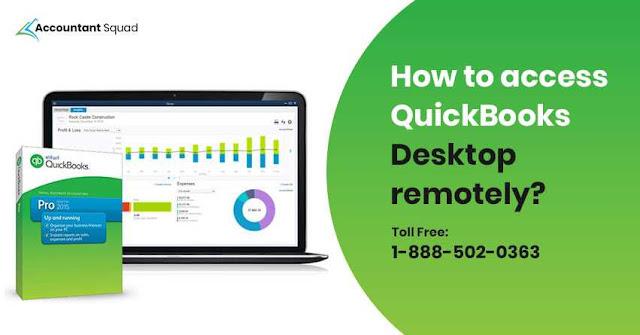 QuickBooks Remote Access