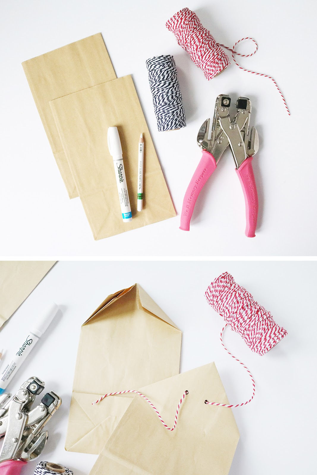 It's gift wrapping season! Creative DIY gift wrapping ideas using plain kraft bags and kraft boxes | creativebag.com