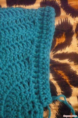 Chaleco de Bebé a Crochet
