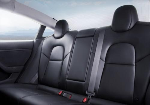 www.Tinuku.com Tesla Model 3 minimalist design but luxury capabilities