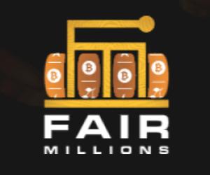 احصل على تذكرة يناصيب واربح بيتكوين مجانى مع Fair Millions